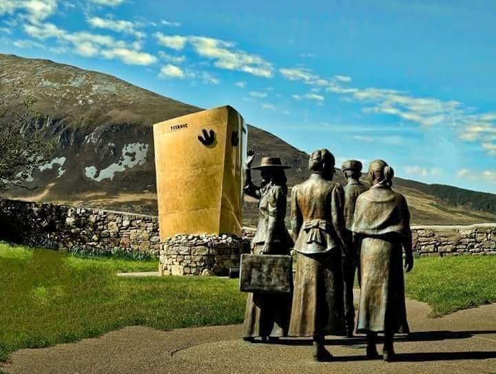 titantic memorial park